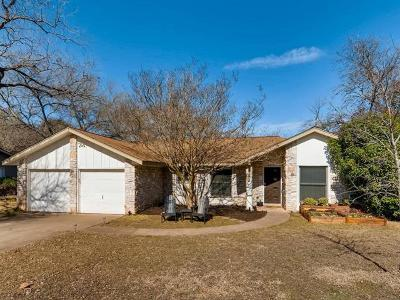 Travis County, Williamson County Single Family Home Pending - Taking Backups: 9602 Newberry Dr
