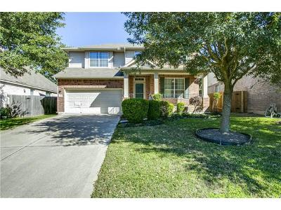 Austin Single Family Home For Sale: 1416 Weatherford Dr