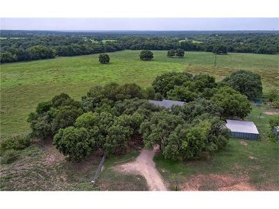 Liberty Hill Farm For Sale: 5900 County Road 200
