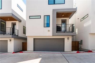Single Family Home For Sale: 2301 Bluebonnet Ln #2