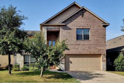 Liberty Hill Single Family Home For Sale: 235 Drystone Trl