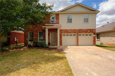 Round Rock TX Single Family Home For Sale: $278,900