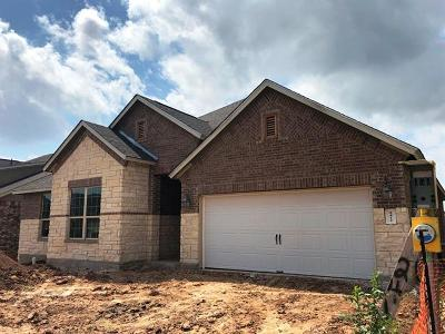 Leander Single Family Home For Sale: 2412 Carretera Dr