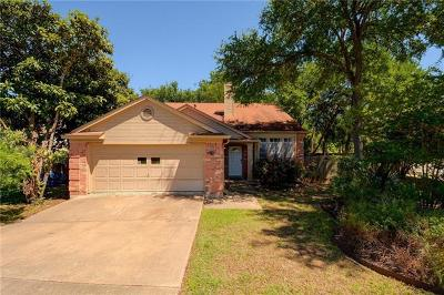 Austin Single Family Home For Sale: 2921 Zeke Bnd