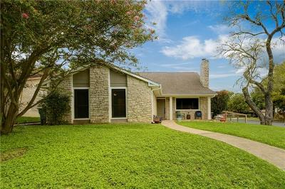 Hays County, Travis County, Williamson County Single Family Home For Sale: 8204 Seminary Ridge Dr