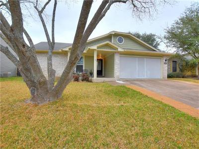 Austin Single Family Home For Sale: 2608 Brisbane Rd