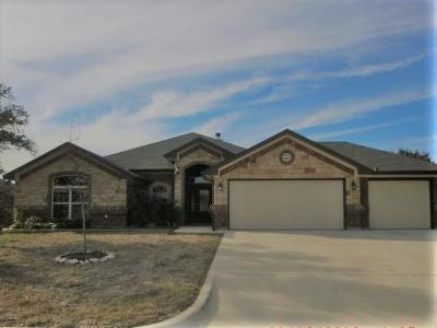 Harker Heights Single Family Home For Sale: 2030 Rustling Oaks Dr