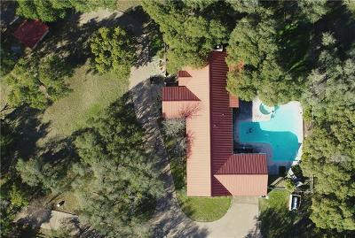 Liberty Hill Single Family Home Pending - Taking Backups: 145 Sundance Trl