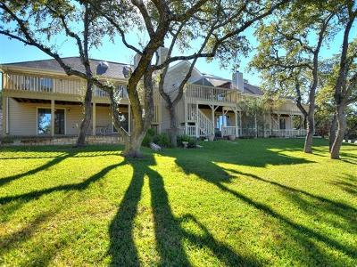 Lago Vista Condo/Townhouse For Sale: 21705 Pierce Cv #C