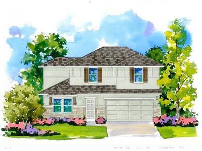 Single Family Home For Sale: 212 Rock Ridge Trl