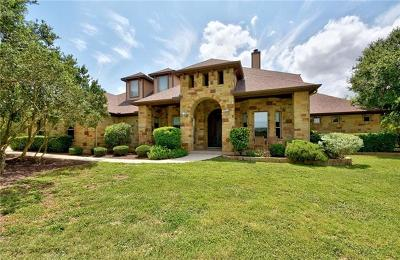 Buda TX Single Family Home For Sale: $879,000