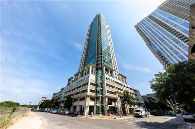 Condo/Townhouse For Sale: 300 Bowie St #1704