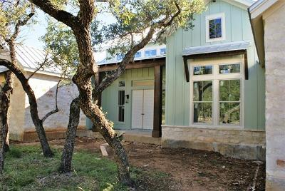 Dripping Springs Single Family Home For Sale: 650 Medlin Creek Loop