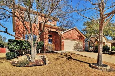 Cedar Park Single Family Home For Sale: 3707 Juniper Hills St