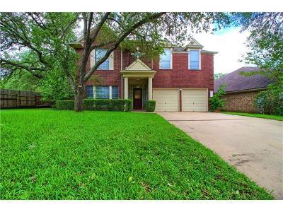 Travis County Single Family Home For Sale: 6112 Roxbury Ln