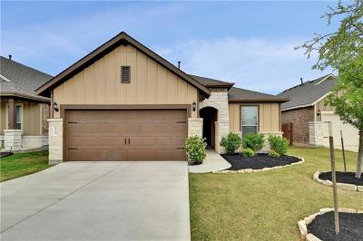 Liberty Hill Single Family Home For Sale: 229 Andele Way
