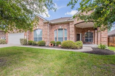 Pflugerville Single Family Home For Sale: 19605 Sangremon Way