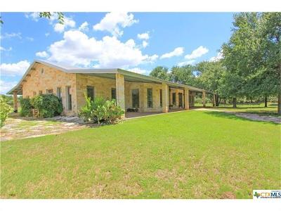 Salado Single Family Home For Sale: 4971 Fm 2843