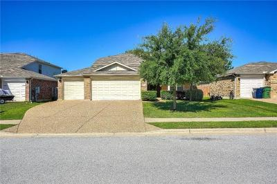 Leander Single Family Home For Sale: 781 Kingfisher Ln