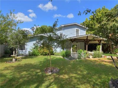 Austin Single Family Home For Sale: 3203 Garden Villa Ln