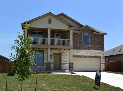 San Marcos Single Family Home For Sale: 240 Horsemint Way