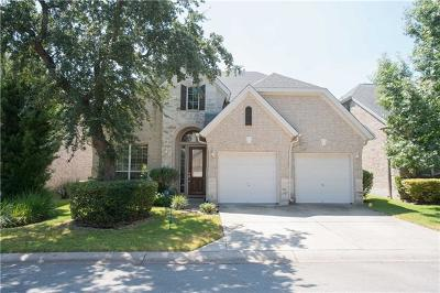 Austin Single Family Home For Sale: 11608 Spicewood Pkwy #36