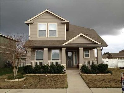 Round Rock TX Single Family Home Coming Soon: $229,990