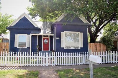 Elgin Single Family Home For Sale: 210 Avenue C