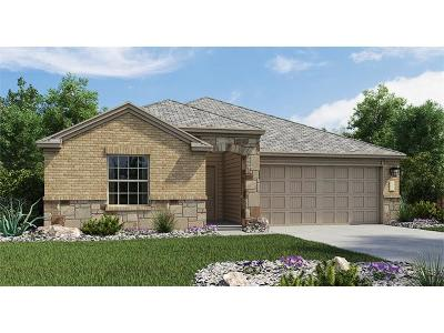 Pflugerville Single Family Home For Sale: 21621 Gallus Dr