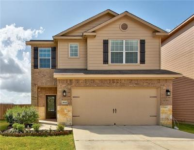 Hays County Single Family Home For Sale: 1665 Breanna Ln