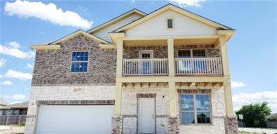 Pflugerville Single Family Home For Sale: 701 Coltrane Dr