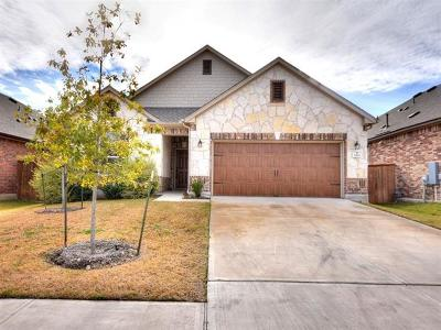 Leander Single Family Home For Sale: 1432 Macfarland St