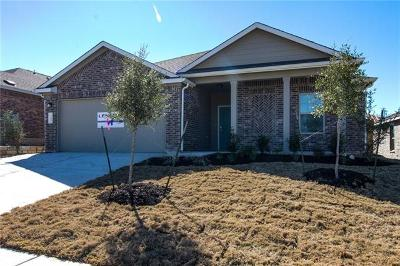Del Valle Single Family Home For Sale: 15409 Winter Ray Dr