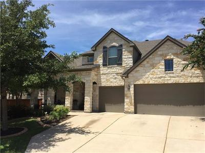 Round Rock Single Family Home For Sale: 1984 Canyon Sage Path
