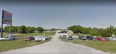 Buda, Kyle Single Family Home For Sale: 11510 Us Highway 183