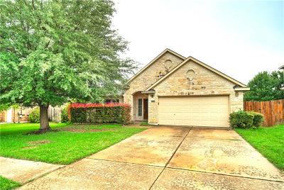Austin Single Family Home For Sale: 1421 Payton Falls Dr