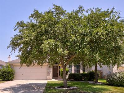 Round Rock Single Family Home Pending - Taking Backups: 4507 Heritage Well Ln