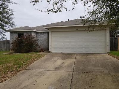 Single Family Home For Sale: 412 Ballentine Ct