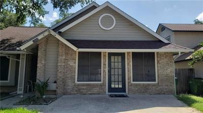 Travis County, Williamson County Single Family Home For Sale: 13008 Amarillo Ave