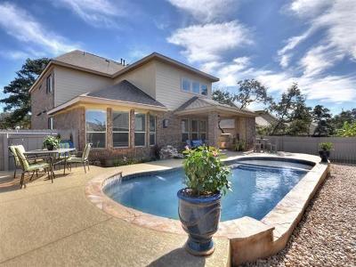 Georgetown Single Family Home For Sale: 100 Cibolo Ridge Dr