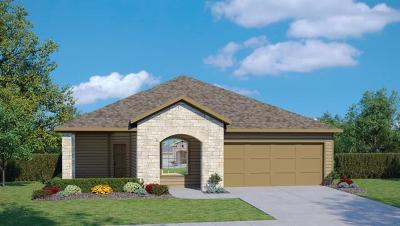 Hutto Single Family Home For Sale: 210 Garcitas Creek Ln