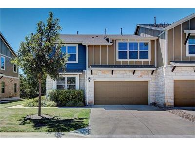 Round Rock Condo/Townhouse Pending - Taking Backups: 1620 Bryant Dr #401