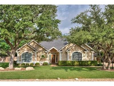Lakeway Single Family Home Pending - Taking Backups: 116 Tellus St