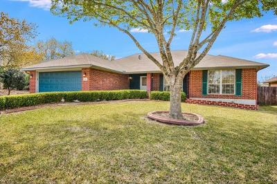 New Braunfels Single Family Home For Sale: 2112 Stonecrest Path