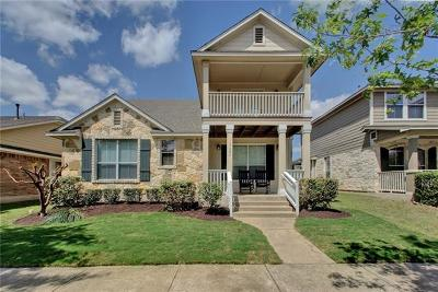 Pflugerville Single Family Home Pending - Taking Backups: 17804 Ice Age Trails St