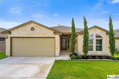 San Marcos Single Family Home For Sale: 131 Hoya Ln