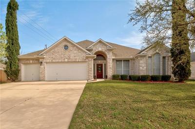 Pflugerville Single Family Home Pending - Taking Backups: 1008 Olympic Dr