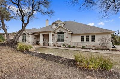 Leander Single Family Home For Sale: 1103 High Lonesome