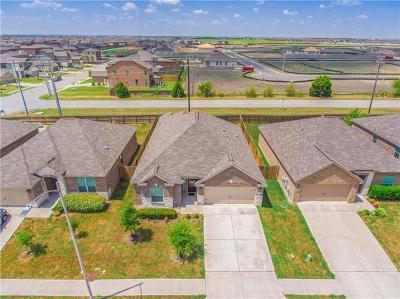 Manor Single Family Home For Sale: 13508 Clara Martin Rd