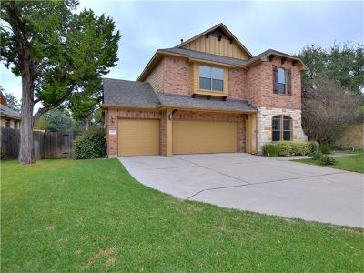 Cedar Park Single Family Home For Sale: 507 S Gadwall Ln